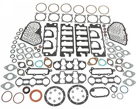 Porsche Engine Rebuild Reassembly
