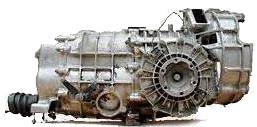 Porsche 993 Rebuilt 6 Speed Transmission