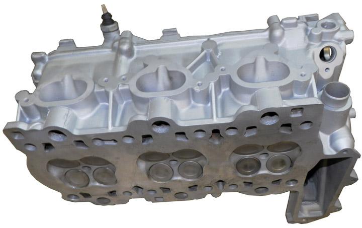 Porsche 996 Rebuilt Cylinder Head - Cylinder 1-3 99610490900