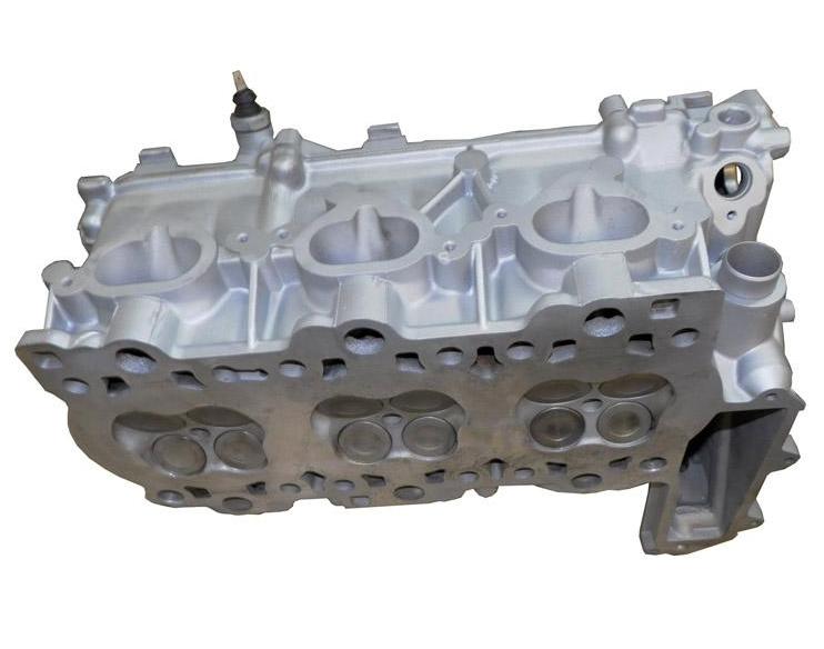 Porsche Rebuilt Cylinder Head