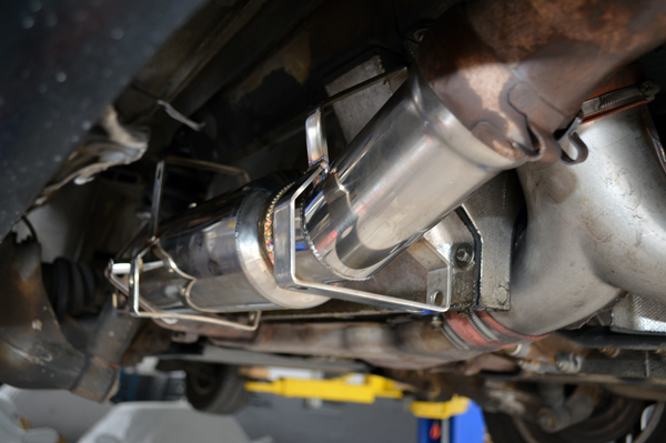 Porsche 911 C2 Stainless Steel Test Pipe  - Schnell