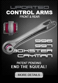 Porsche Control Arms - Rebuilt