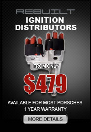 Porsche Ignition Distributors