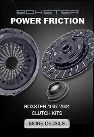 Porsche VTX Power Friction Clutch Kit