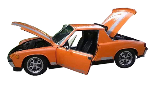 Porsche 914 price