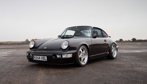 Porsche 964 Parts
