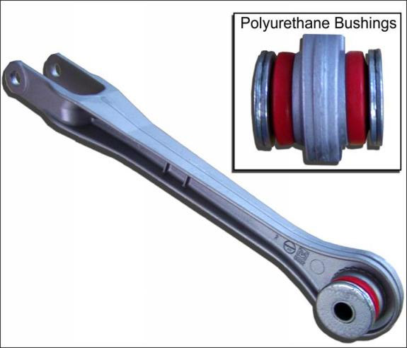 Control Arm 5 Year Warranty Porsche Boxster NEW Upgraded Rear Track Arm