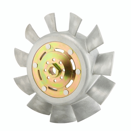 Auxiliary Engine Cooling Fan Assembly URO Parts 99662413500