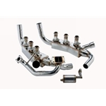 Porsche 930 Stainless Headers - Heat Exchangers