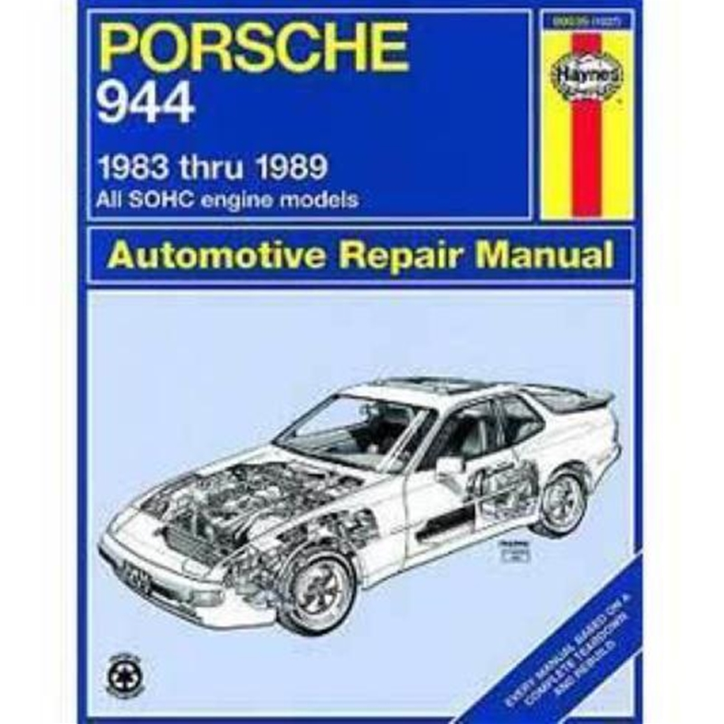 haynes porsche 944 repair manual bo09 rh vertexauto com haynes manual porsche 924 pdf workshop manual porsche 924 free download
