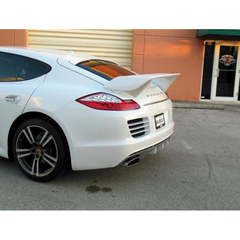 Porsche Panamera Hamann Style Rear Spoiler Wing P970 W2