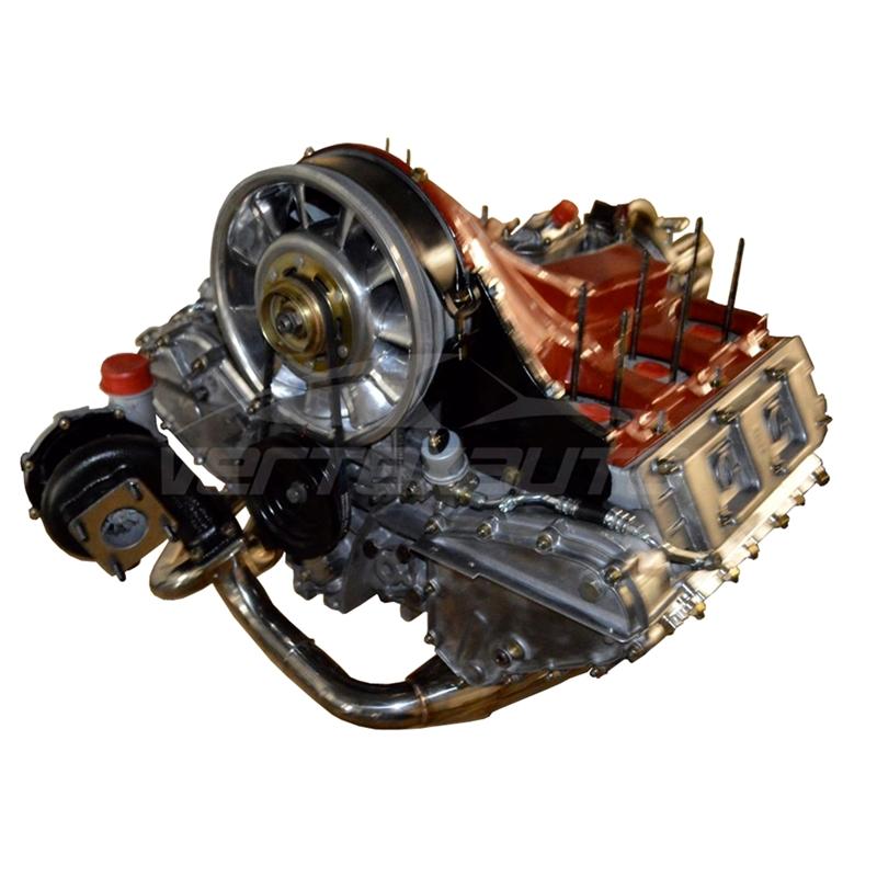 the engine porsche 930
