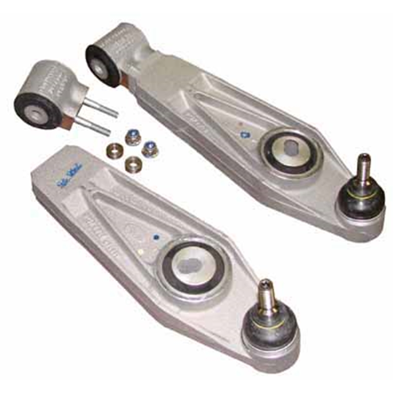 Porsche 996 986 997 987 Lower Control Arm x 2 avec alimentation Flex Buissons