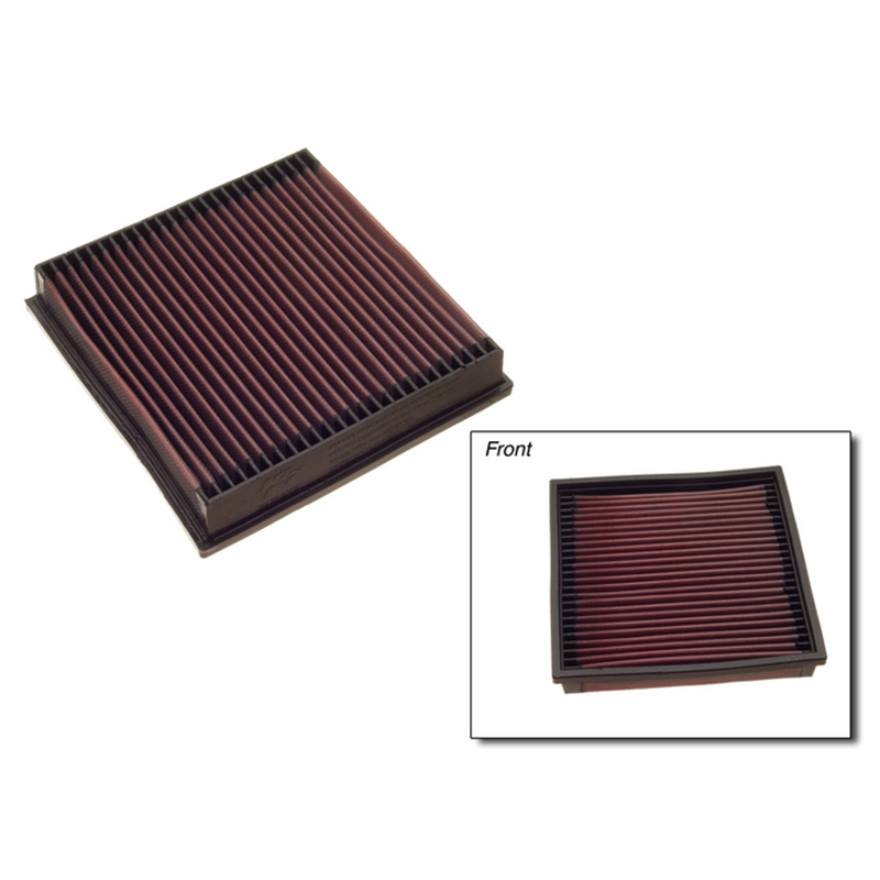 K/&N 33-2003 High Performance Replacement Air Filter