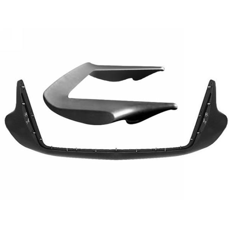 Porsche 911 Carrera Tail Rubber Lip Spoiler