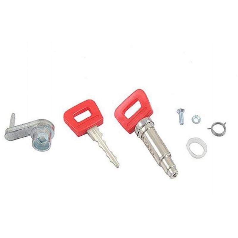 Porsche Door Handle Lock Cylinder With 2 Key Right 91153194400