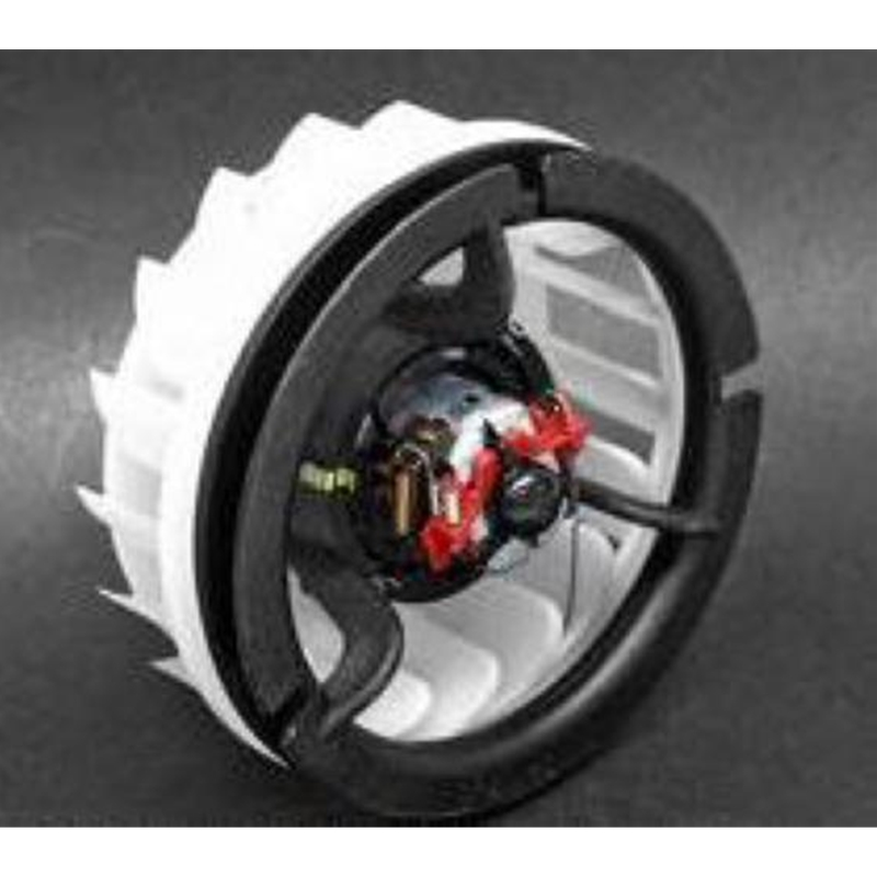 Porsche 911 fresh air blower motor complete 91157132032 for Central heat and air blower motor