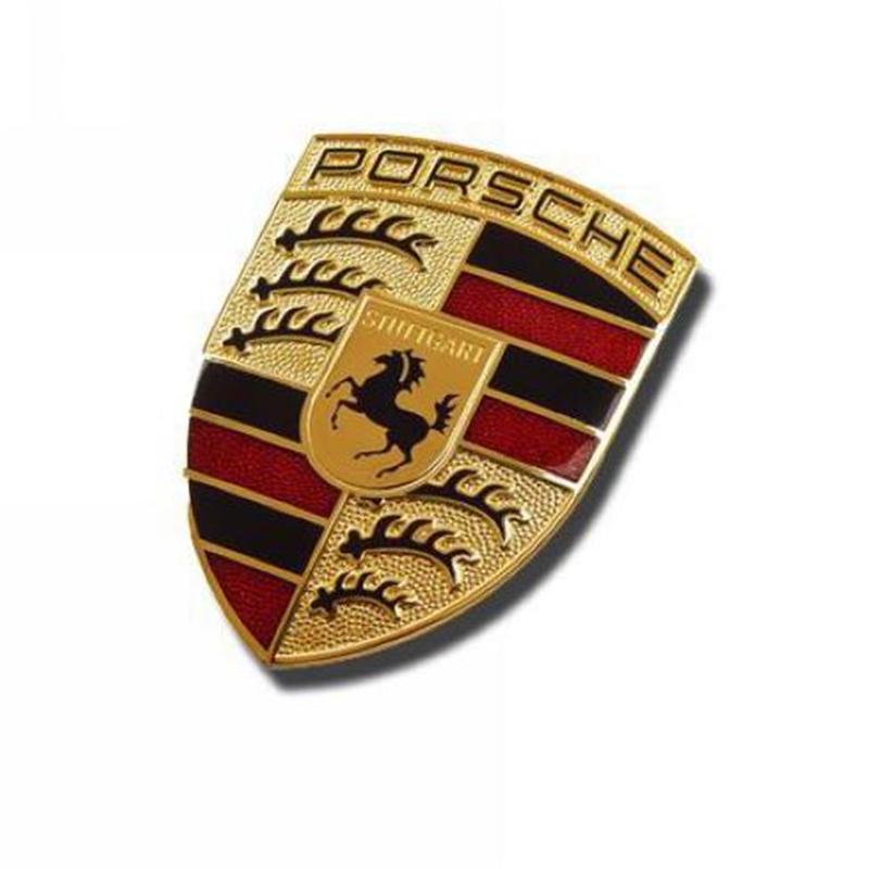 Porsche Hood Badge Crest 993 Style 99355921100