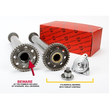 Rebuilt Upgraded Intermediate Shaft IMS - Dual Row