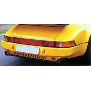Porsche 911 Rear Bumper Cover -  Rs Yellow Bird