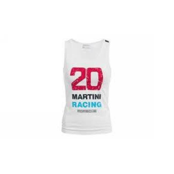 Porsche Martini Racing Women's Top White M