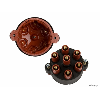 Porsche Ignition Distributor Cap Beru
