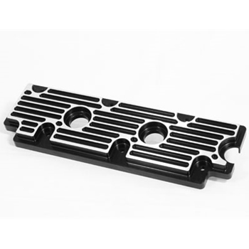 Billet Aluminum Valve Cover (pr) - 964 Lower