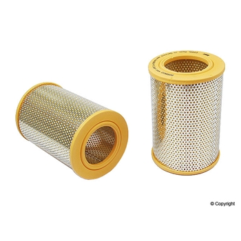 Porsche Air Filter Mahle
