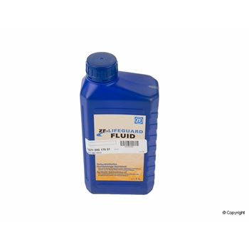 Porsche Automatic Transmission Fluid ZF
