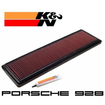Porsche 928 K&N Performance Air Filter Insert