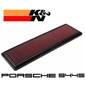 Porsche K&N 944 S Performance Air Filter Insert