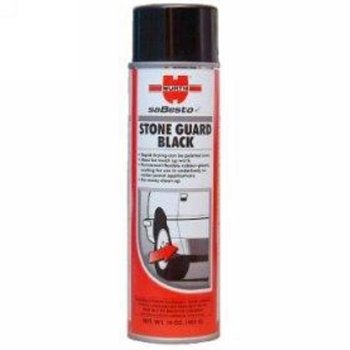Wurth Stone Guard Black Spray