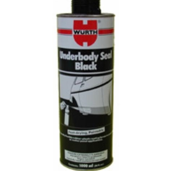 Wurth Underbody Seal, Black