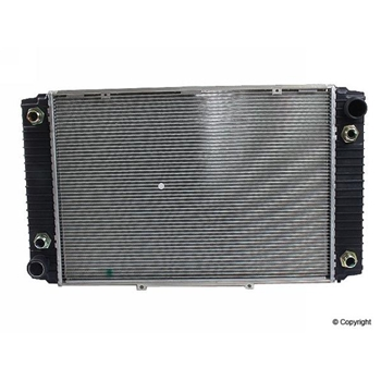 Porsche Radiator For Automatic 928 S4 GT GTS